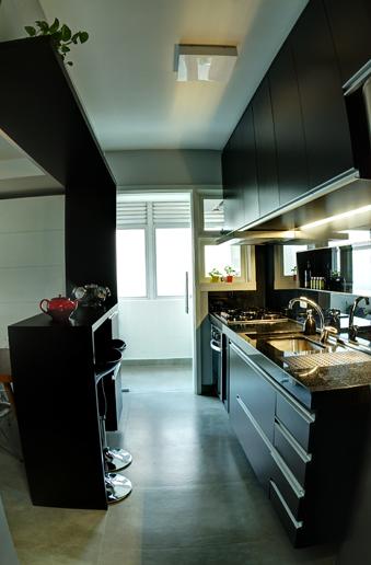 MAXMA STUDIO_APARTAMENTO MOSTARDEIRO - cozinha