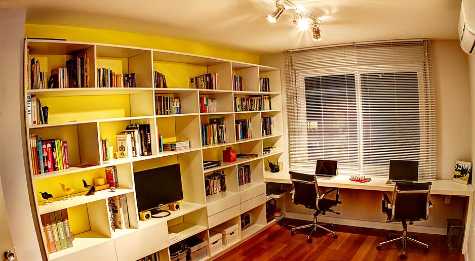 MAXMA STUDIO_APARTAMENTO MOSTARDEIRO - escritório / quarto de hóspedes